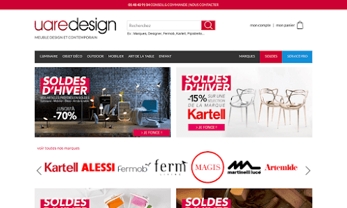 Meubles contemporain & luminaires design Mobilier