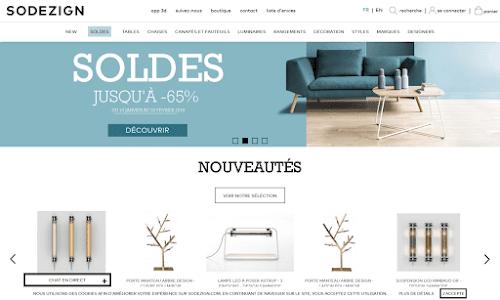 SoDezign : Mobilier design et contemporain Mobilier