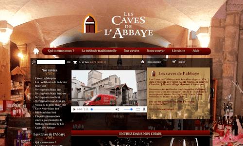 Les Caves de l'Abbaye Alcool, vin et spiritueux