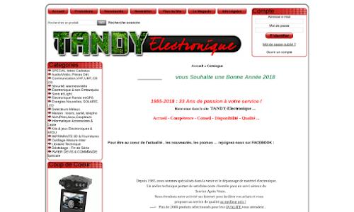 Tandy électronique