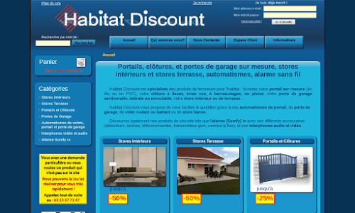 Habitat-Discount Bricolage