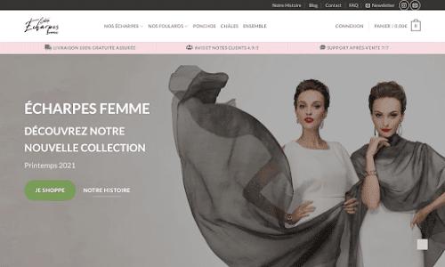 Shop Écharpes Femmes