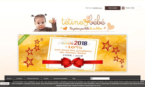 Tetine-bebe Bébé et enfant