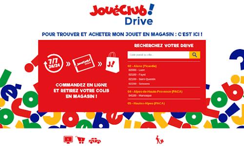 Joué Club Drive - Service Drive