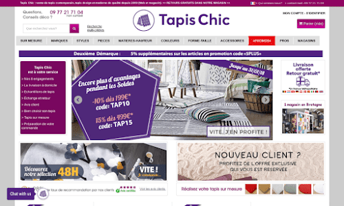 Tapis moderne, design & contemporain
