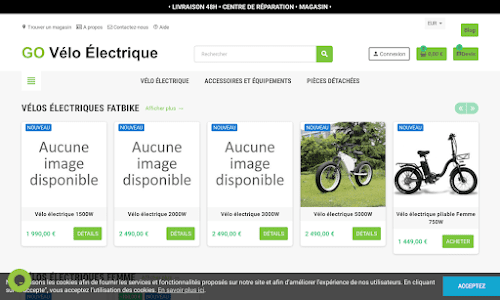 Go Vélo Électrique