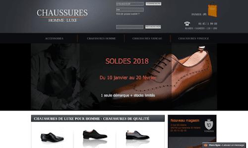 Chaussures haut de gamme pour homme