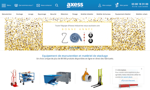 Axess Industries Fourniture et mobilier