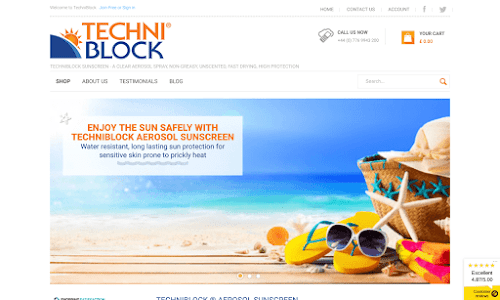 Techniblock Body care