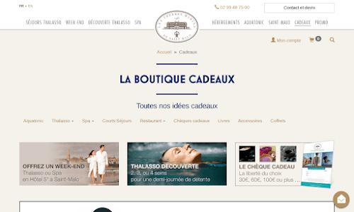 Boutique des Thermes Marins de Saint-Malo