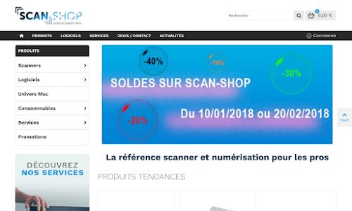 Scan Shop