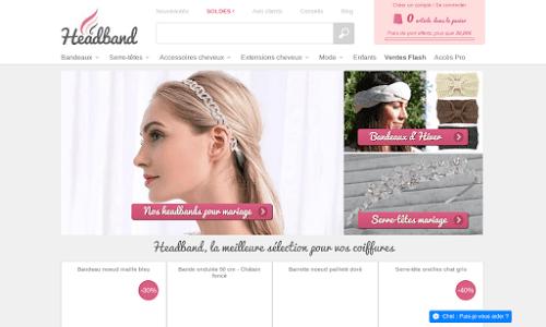 Headband Accessoires de mode