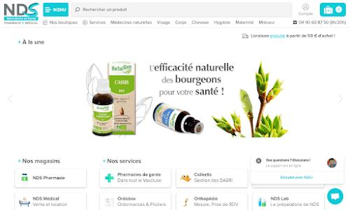 Pharmacie Notre Dame de Santé NDS+