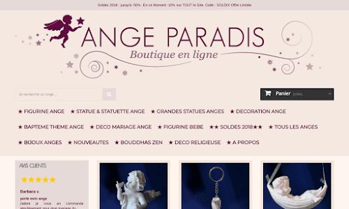 Ange Paradis Décoration