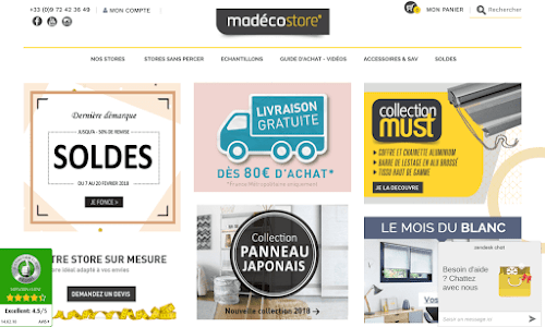 Madeco Décoration