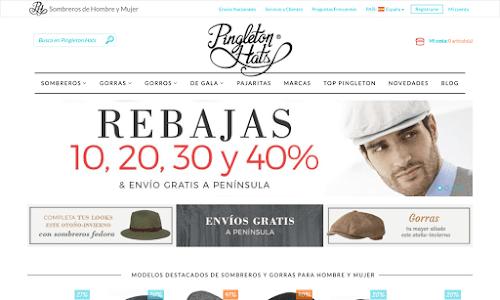 Pingleton Hats Accesorios de moda