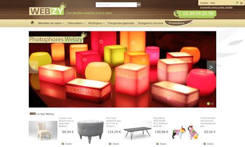 Webzy Décoration