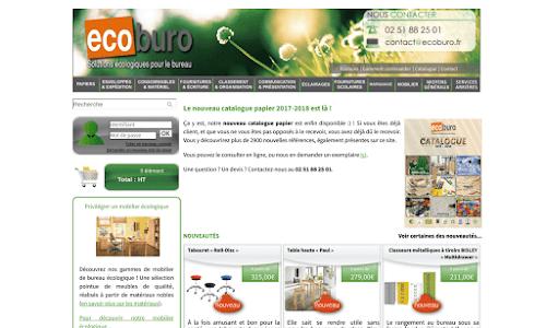 Acheter des fournitures de bureau écologiques Fourniture et mobilier