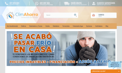 ClimAhorro Generalista en electrodomésticos