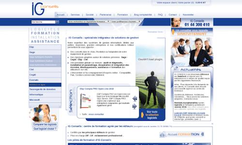 Logiciels Sage : Centre partenaire Autres services