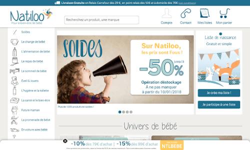 Natiloo.com: Produits bio Alimentation bio et diététique