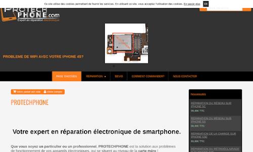 ProtechPhone Téléphone mobile