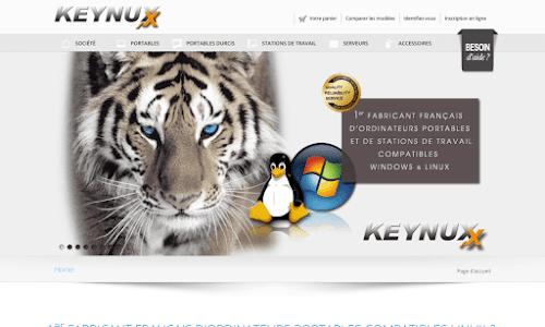 KEYNUX - Ordinateur Linux et Windows