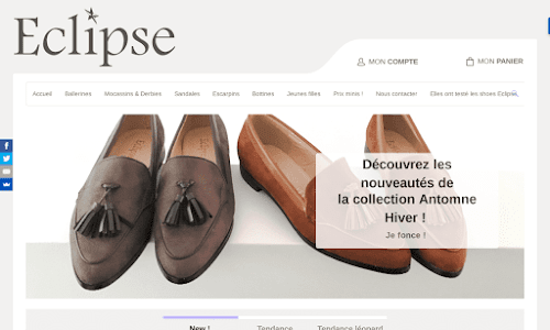 Chaussures Eclipse