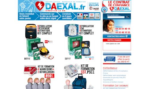 Daexal : Défibrillateurs cardiaques