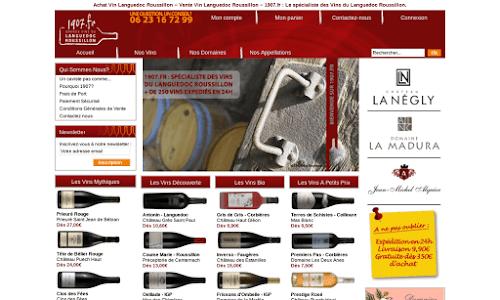 1907 Alcool, vin et spiritueux