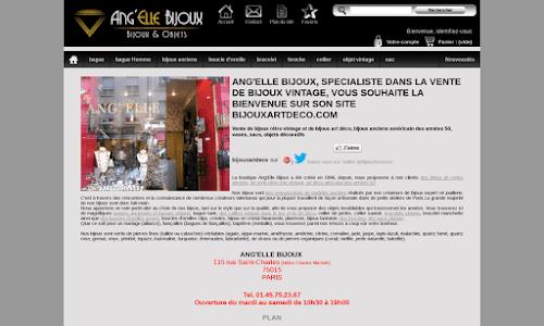 Bijoux Art Déco Bijoux