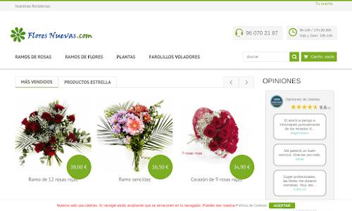 FloresNuevas