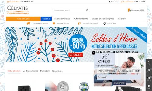 Celyatis - produit et accessoires de santé