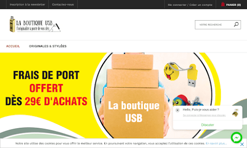 La Boutique USB