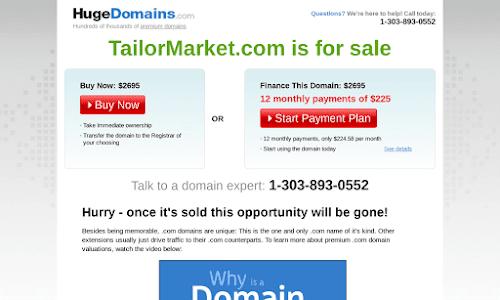Tailormarket