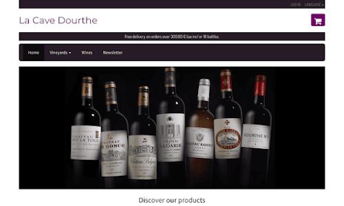 La Cave Dourthe Alcool, vin et spiritueux