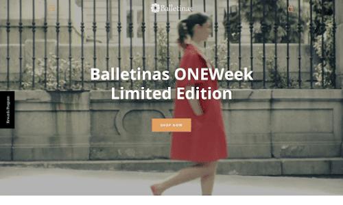 Balletinas