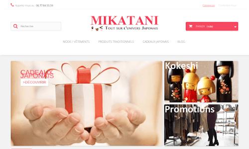 Mikatani - mode Asie, bijoux, sacs, bentô box, kokeshi... Mode Femme
