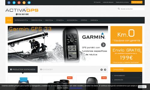 ActivaGPS.com | Tu tienda GPS en Internet