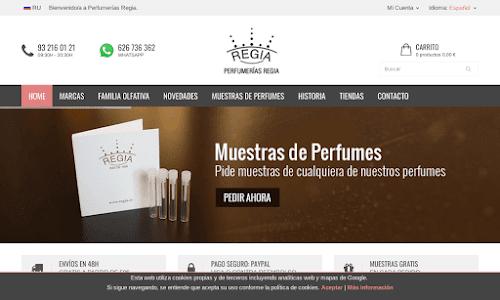 Perfumerías Regia