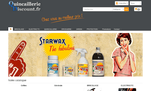 Quincaillerie-discount Jardinage