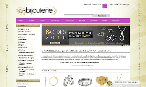 E-bijouterie Bijoux