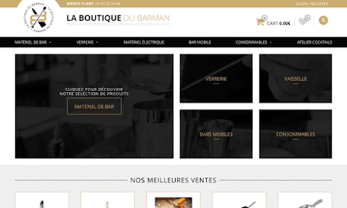 La Boutique du Barman