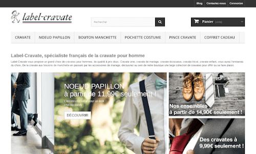 Label-cravate Accessoires de mode