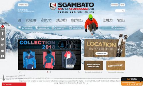Sgambato-skishop