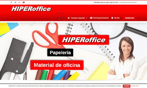 HIPERoffice papelería
