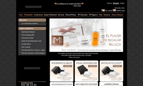 Tienda Online Ivan Mañero Cosmetics