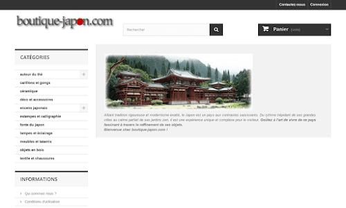 Boutique-Japon - déco et objets du Japon