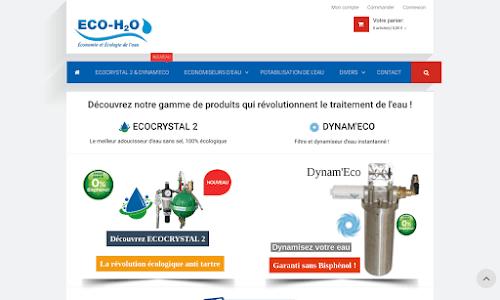 Economiseur d'eau ECO-H2O Cristalinn System Produits d'entretien
