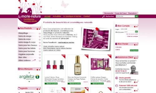 Microbio, produits cosmétiques 100% biologique et naturel